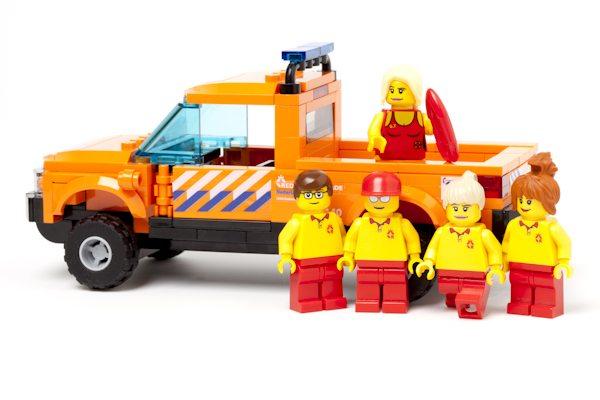 LegoBrigade
